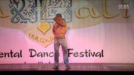 Faren Ben Azira (Oriental dance) - LAYALI BULGARIA 2013
