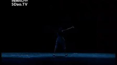 第十届桃李杯舞蹈比赛高清完整版 吴瑶《报童.晨曦》 中国古典舞 少年B级 剧目男子女子独舞_448x336_2.00M_h.264