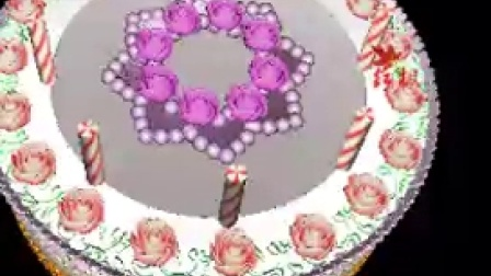 20150527红枫老师小屋讲解《生日蛋糕》第二课