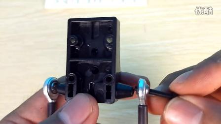 整机安装【1】皮带连接件组装