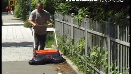 扫地车、无需动力扫地、地面清洁车