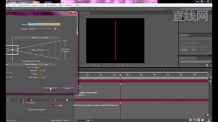 AE表达式视频教程 34 波浪起伏