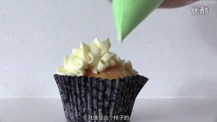 【大吃货爱美食】厨房新技能——8种自制裱花袋帮你做出百变杯子蛋糕~ 150528