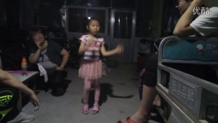 李玲玉的单独舞蹈