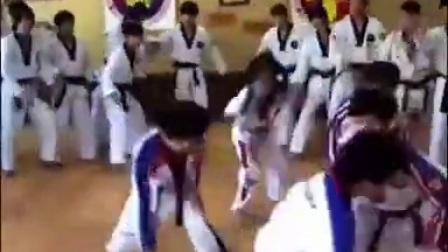 跆拳道 VS 舞蹈