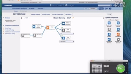 Parasoft Service Virtualization 30-second demo