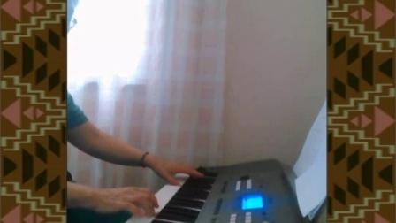 阿荣电子琴演奏培训 我和你(学员作业)G大调
