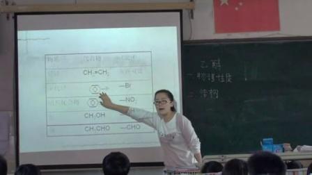 衡水市深州市中学由丽慧 2012014963高一化学乙醇