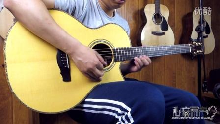 RYAN Mission Concert 手工吉他评测试听 沁音原声