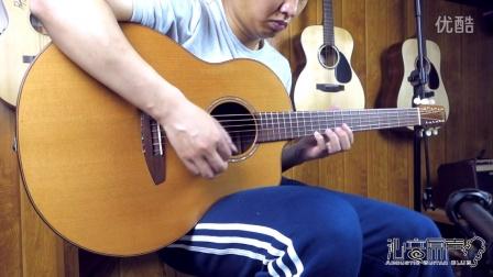 内田光広 Model-U 手工吉他评测试听 沁音原声