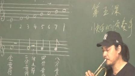 小号初级教材第五课_
