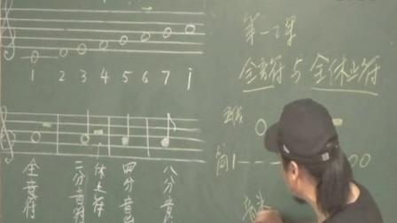 小号初级教材第一课