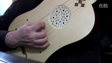Soneto -E. de Valderrábano played on a vihuela by Alfonso Marín