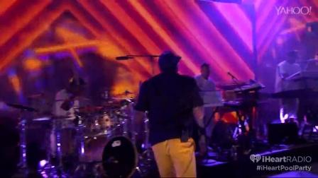 Chris Brown - Live @ iHeartRadio 2015 【演唱会】