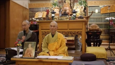 恒实法师 华严经讲堂-Avatamsaka Sutra Lecture, 13 April 2013