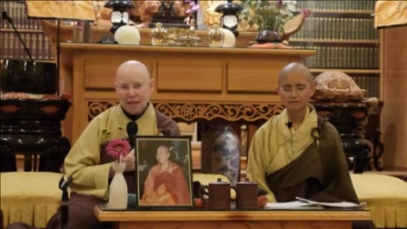 恒实法师 华严经讲堂-Avatamsaka Sutra Lecture , 21 September 2013