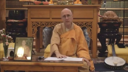 恒实法师 华严经讲堂-Avatamsaka Sutra Lecture by Rev. Heng Sure, 18 May, 2013