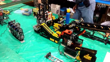 MakerFaire Bay Area 2015 - Lego User Group