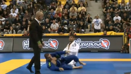 Michael Langhi vs JT Torres Worlds 2015