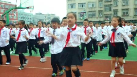 温州市瓯海区实验小学教育集团龙霞校区体育大课间活动
