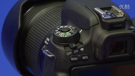 佳能EOS 760D 数码单反操作教程——开关机(跟我学摄影)