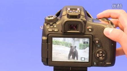 佳能EOS 760D 数码单反操作教程——照片放大与缩小(跟我学摄影)