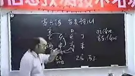 李洪成-大宗易四柱中级培训班43