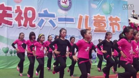 《小苹果》儿童舞蹈2015.6.1