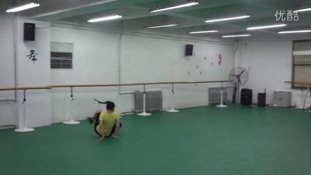 舒曼舞蹈   毕业歌排练
