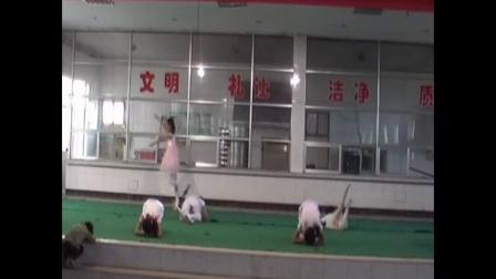 2015年甘肃省庆阳市镇原县马渠小学六一儿童节文艺汇演