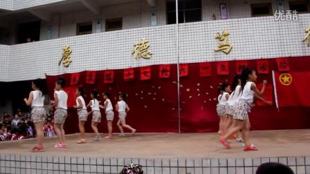 毛家九义校 2015年 六一儿童节 舞蹈13