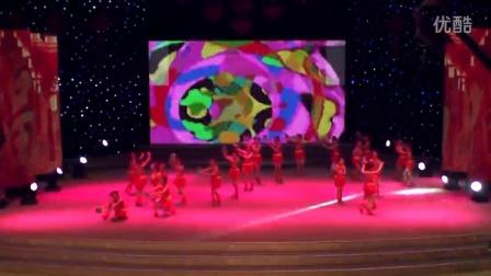 """2015年中国舞蹈家协会""""舞蹈展演""""             舞蹈:童趣          池州市小天鹅艺术培训学校"""