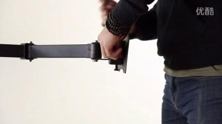 安装视频 --------  三代 三显支架