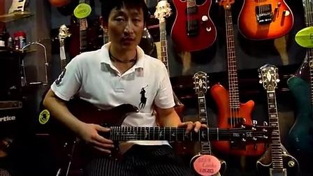 赛平吉他教学《民谣吉他教程7》和弦级数深化推导 重要_高清