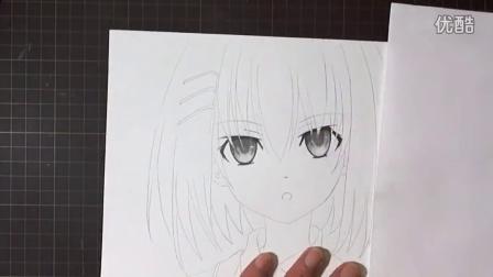 [萌绘][MYGODEES][约会大作战]手绘鸢一折纸[170分钟]