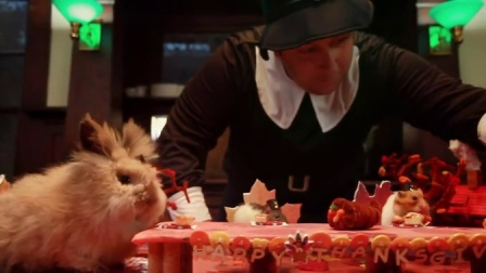 A Tiny Hamster Thanksgiving (Ep. 4)
