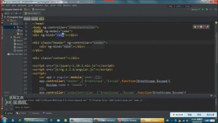 Angular基础分享1 (第一节)