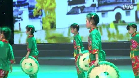 池州市宝宝乐幼儿园参赛舞蹈《家乡美》