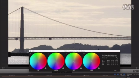 FCPX Colorist - Professional Grading Tools for Final Cut Pro X