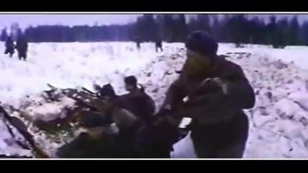 前苏联电影 莫斯科保卫战插曲 神圣的战争_标清
