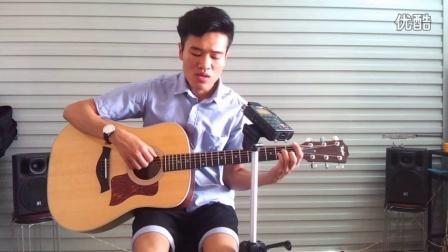 李健《车站》 泰勒210吉他弹唱