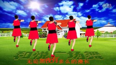 滨海新区汉沽和悦广场舞(一米阳光)编舞(刘荣)