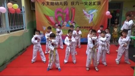 合肥市庐阳区汲桥新村小太阳幼儿园2015年六一汇演视频