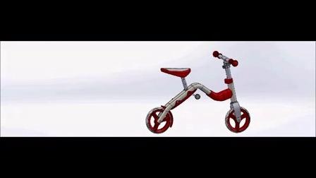 CMK Multi-Function Balance Bike