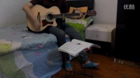不懂音乐的我。也能弹吉他(童年)