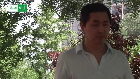 中国旅游与经济电视台《艺术之路》栏目专访耿鲁骥
