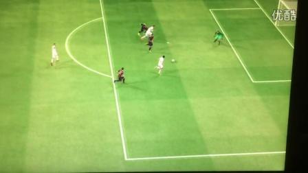 FIFA15皇家马德里犀利反击(PS3版)