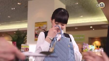 西瓜卡广告 「飲食店」篇
