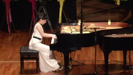 高清钢琴曲《悲怆》演奏:黄子芳