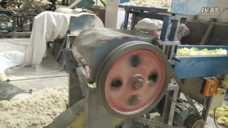 黄无纺布F粉碎 (1) 无纺布粉碎机 纤维切碎机